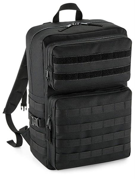 Rucksack BagBase MOLLE Tactical Backpack BG848 Black