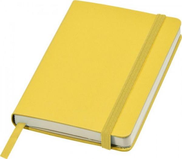 Notizbuch Classic A6 106180 gelb 11