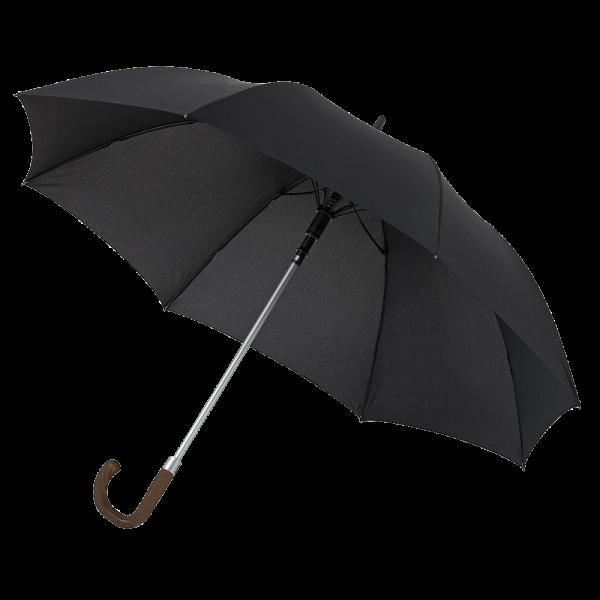 Regenschirm FENRIS 42720 Golfschirm Portierschirm - Automatik schwarz