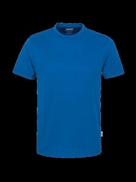 Herren T-Shirt kurzarm Hakro COOLMAX® 287 royalblau 010_1