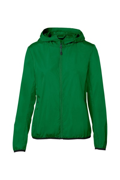 Damen Ultralight-Jacke Hakro Eco 267 kellygruen 029