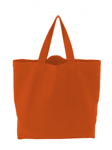 Tragtasche Cottover Tote Bag Heavy Large 141029 Orange 290