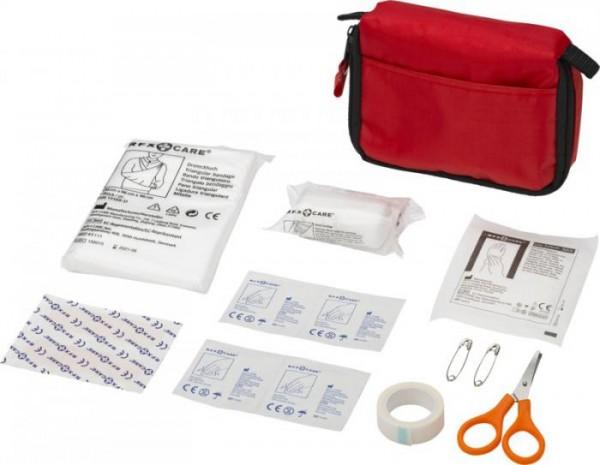 Erste Hilfe Set 19-teilig EHS 19 102040 rot 00