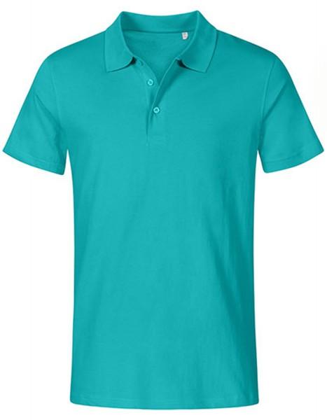Herren Poloshirt kurzarm Promodoro Jersey 4020 Jade