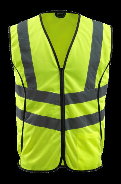 Herren Verkehrsweste Mascot Wingate 50145-977 hi-visgelb 17_1