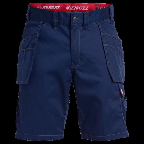 Herren Arbeitshosen FE Engel Combat Shorts M/Holstertaschen 6761-630 Marine 6_1
