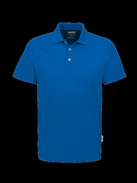 Herren Poloshirt kurzarm Hakro COOLMAX® 806 royalblau 010_1