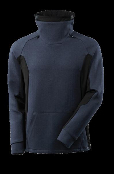 Herren Sweatshirt Mascot Advanced 17584-319 dunkelmarine/schwarz 01009_1