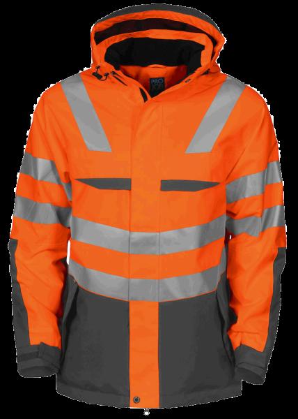 Herren Sicherheitsjacke ProJob 6418 Jacket EN ISO 20471 Class 3 646418 Orange 17_1