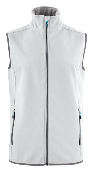 Softshellweste Printer Trial Vest 2261059 Weiss 100