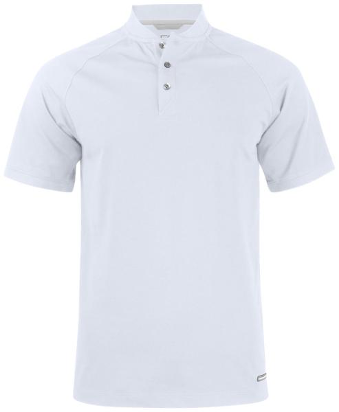 Herren Poloshirt kurzarm Cutter&Buck 353406 White 00