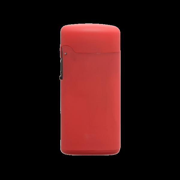 Feuerzeug Atomic 25170 AT-Jet Slim rot_1