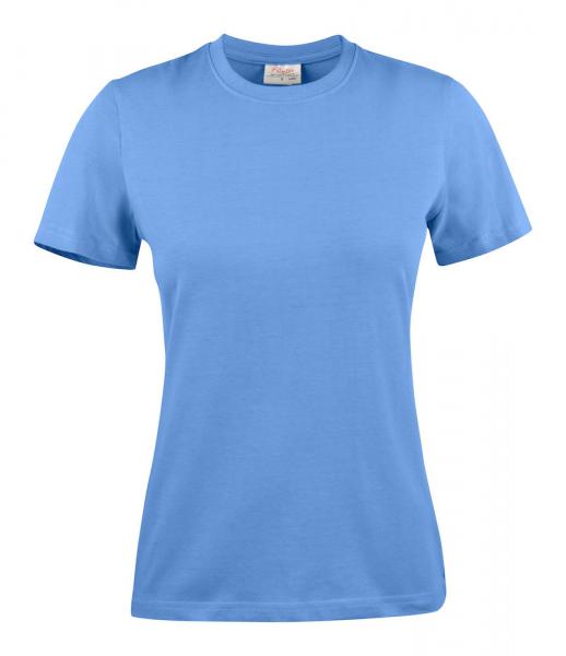 T-Shirt kurzarm Printer HEAVY 2264014 Himmelblau 516