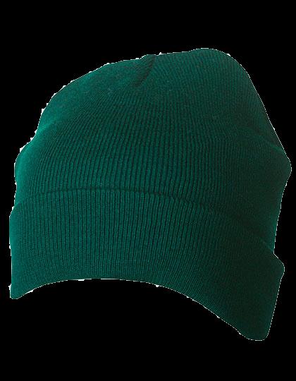 Muetze Myrtle Beach Knitted Cap Thinsulate™ MB7551 Dark Green_1