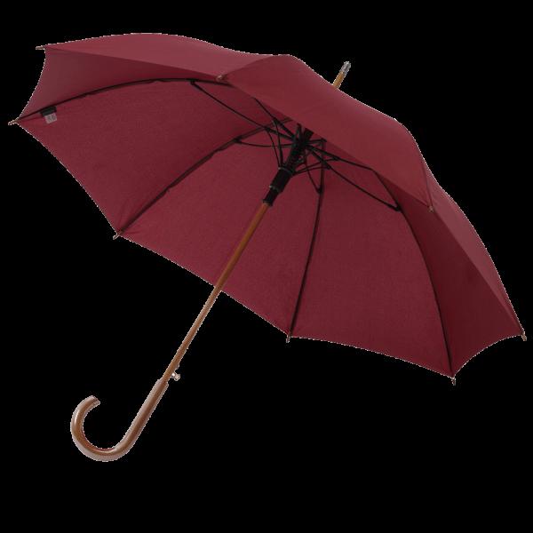Regenschirm CITY 43110 Stockschirm-Automatik bordeaux