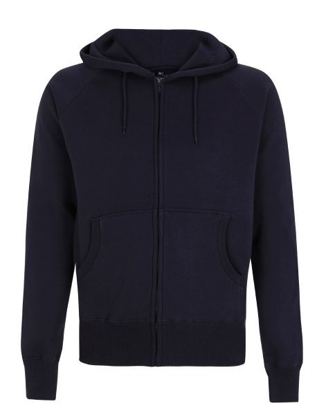 Herren Kapuzenjacke Continental Clothing ZIP HOODY N51Z Navy blue_1