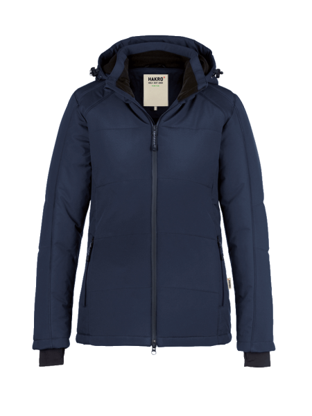 Damen Thermojacke Hakro Ohio 266 tinte 034_1