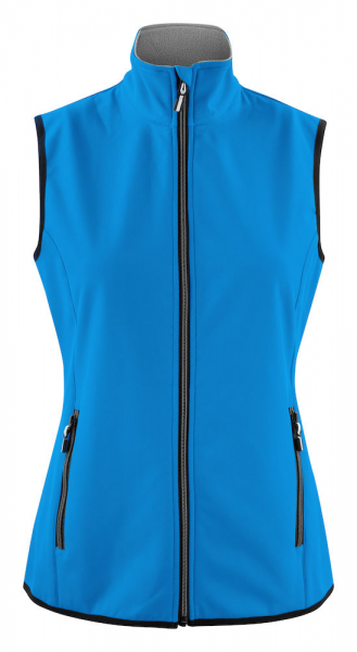Softshellweste Printer Trial Vest 2261060 Blau 632