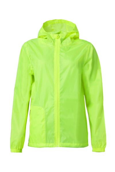 Regenjacke Clique Basic Rain Jacket 020929 Visibility yellow 11