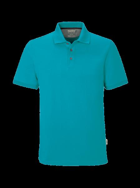 Herren Poloshirt kurzarm Hakro Cotton-Tec 814 smaragd 012_1