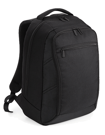 Rucksack Business Quadra Executive Digital Backpack QD269 Black_1
