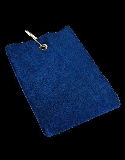Golftuch Bear Dream gefaltet GT45X45 Marine Blue (Blue)_1