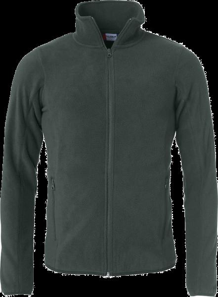Herren Fleecejacke Clique Basic Polar Fleece Jacket 023901 Anthrazit Meliert 96_1