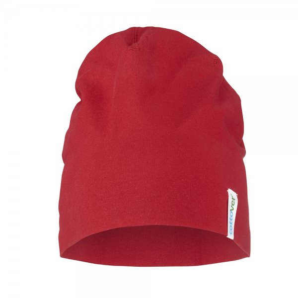 Muetze Cottover Beanie 141024 red 460