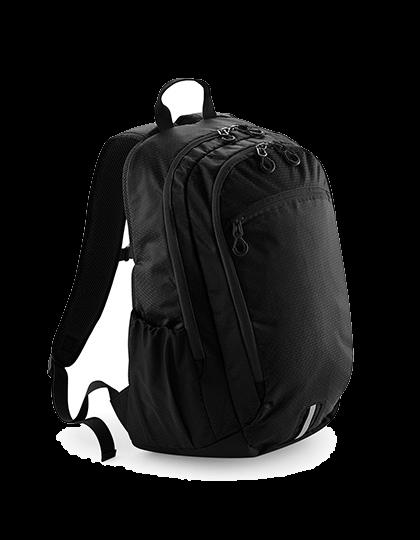 Rucksack fuer Laptop Quadra Endeavour Backpack QD550 Jet Black_1