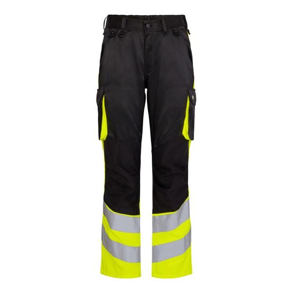 Herren Sicherheitshose FE Engel Safety 2547-319 Schwarz/Gelb 2038