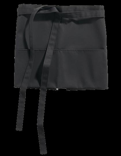 Unisex Bistroschuerze C.G. Workwear Roma Classic Bag Mini 00127-01 Black_1