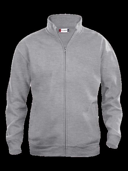 Herren Sweatjacke Clique Basic Cardigan 021038 Graumeliert 95_1