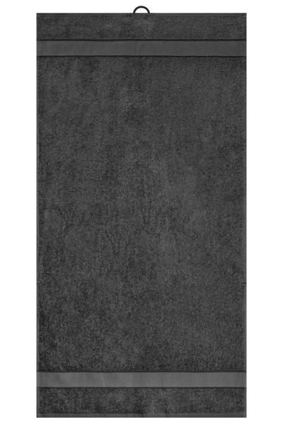 Handtuch Myrtle Beach Hand Towel MB442 graphite