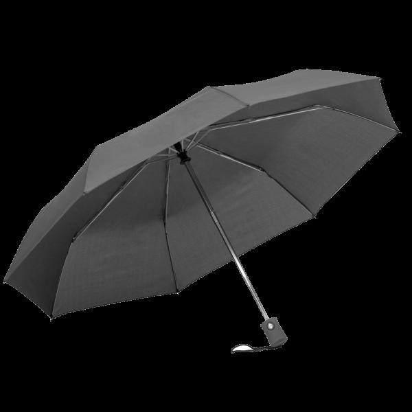 Regenschirm PATIO 44250 Taschenschirm-Doppelautomatik Auf/Zu dunkelgrau