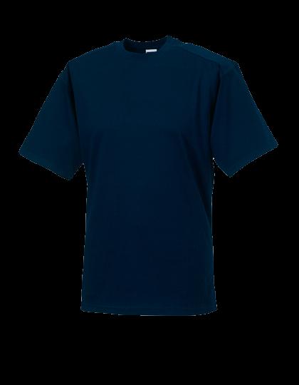 Herren T-Shirt kurzarm Russell Workwear R-010M-0 French Navy_1