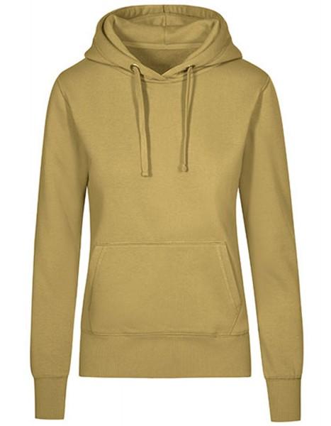 Damen Kapuzenpullover Promodoro Hoody Sweater 1781 Olive
