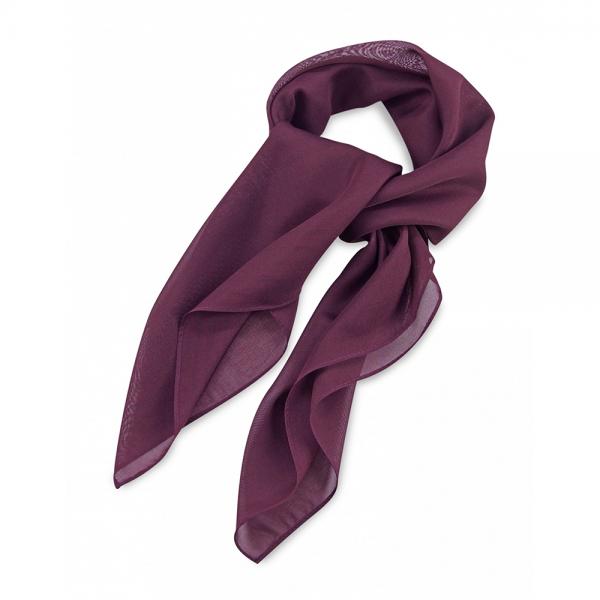 Foulard C.G. Workwear Matera 01505-09 aubergine