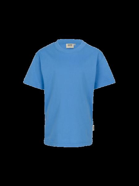 Kinder T-Shirt kurzarm Hakro Classic 210 malibublau 041_1