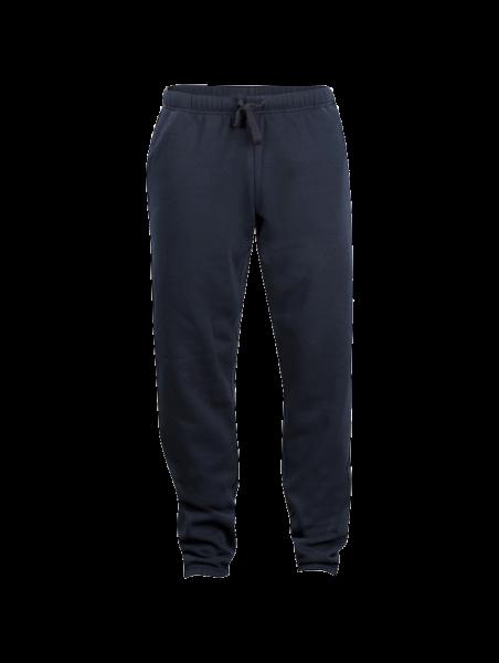 Unisex Trainerhose Clique Basic Pants 021037 Dunkel Marine 580_1