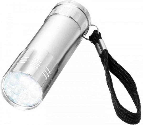 Taschenlampe Leonis 104105 silber 00
