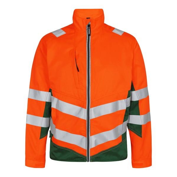 Herren Sicherheitsjacke FE Engel Safety 1545-319 Orange/Gruen 101