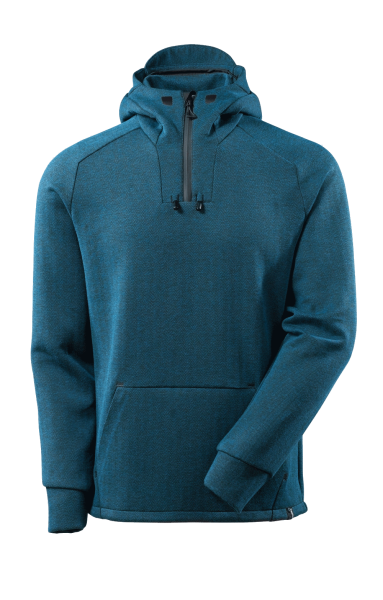 Herren Kapuzensweatshirt Mascot Advanced 17684-319 Dunkelpetroleum/schwarz 4409_1