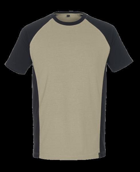 Herren T-Shirt Mascot Potsdam 50567-959 hellkhaki/schwarz 5509_1