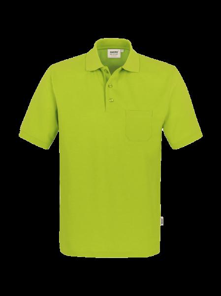 Herren Poloshirt kurzarm mit Brusttasche Hakro Performance 812  040_1