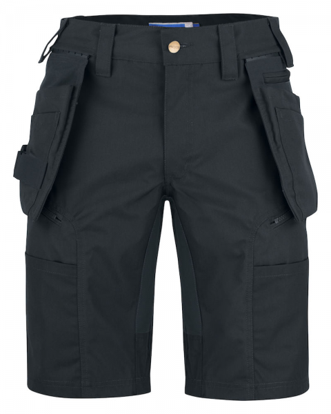 Arbeitsshorts ProJob 3521 funktionale Shorts modern geschnitten 643521 Schwarz 99