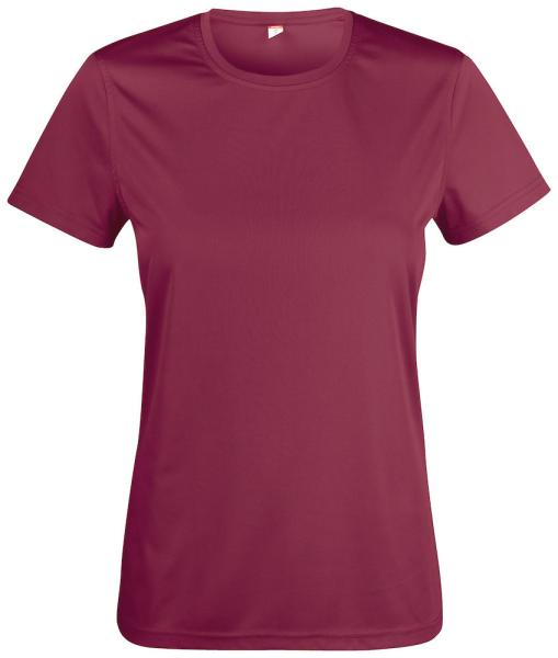 T-Shirt Kurzarm Clique Basic Active-T 029039 Heather 216