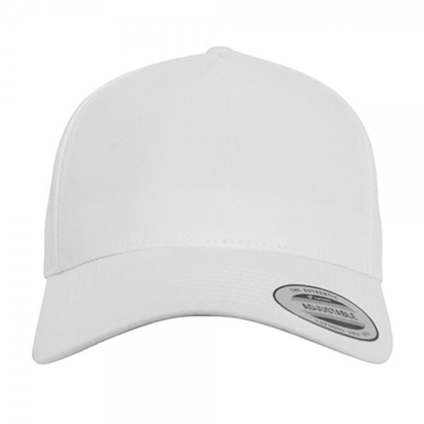 Cap FLEXFIT Curved Classic Snapback FX7707 White