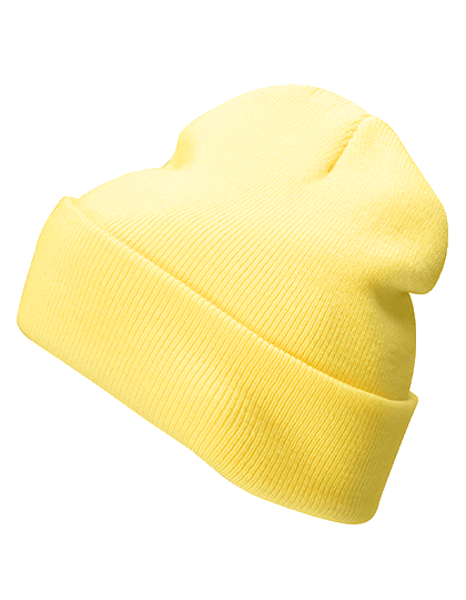 Muetze Myrtle Beach Knitted Cap MB7500 Yellow_1