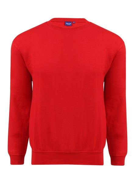 Herren Pullover Whale Whale 1444 ROUGE 10