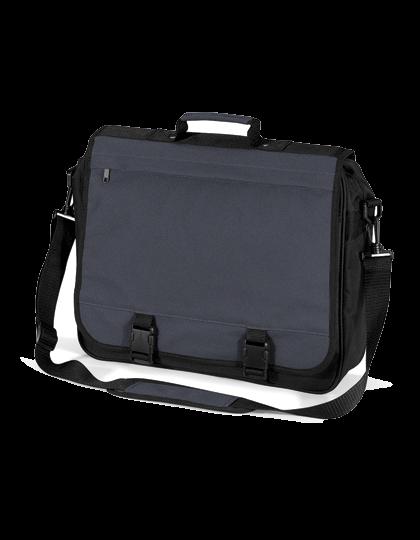 Umhaengetasche BagBase Portfolio Briefcase BG33 Graphite Grey_1